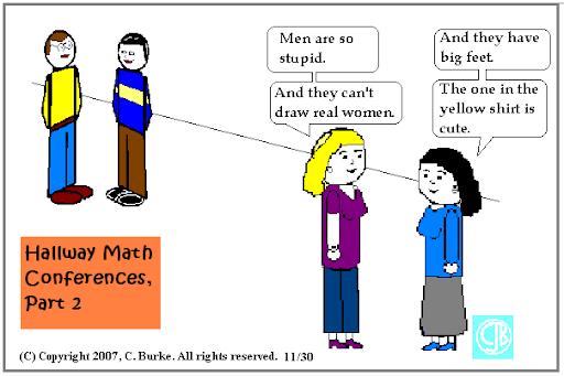 Hallway Conferences part 2