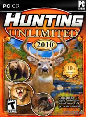 free Hunting Unlimited 2010