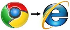 google chrome internet explorer