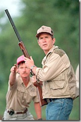 A Geeks Rant...: Life is tough, but it's tougher when you ... George W Bush Hunting