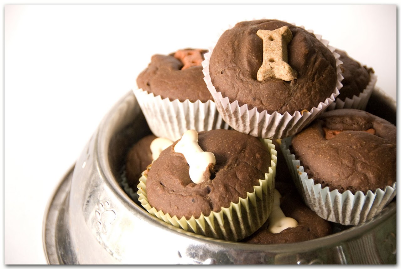 Pupcakes for dogs