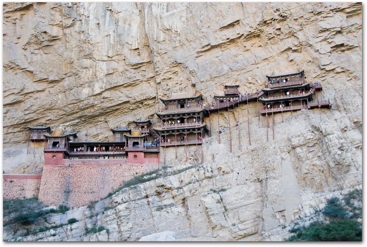 Hanging Monastery, Hunyuan