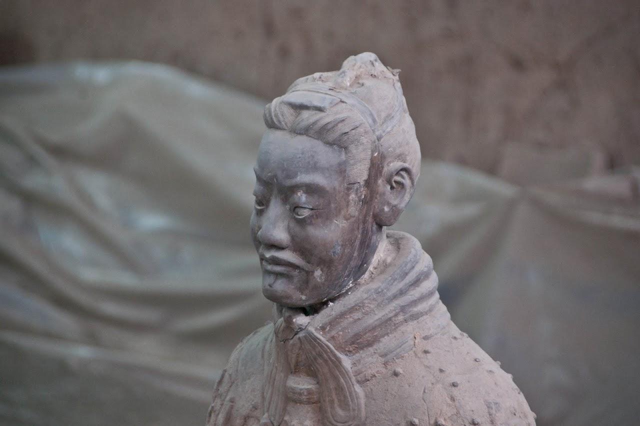 Xian Terracotta soldier