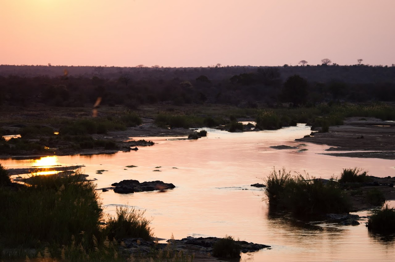 Olifants River in the evening