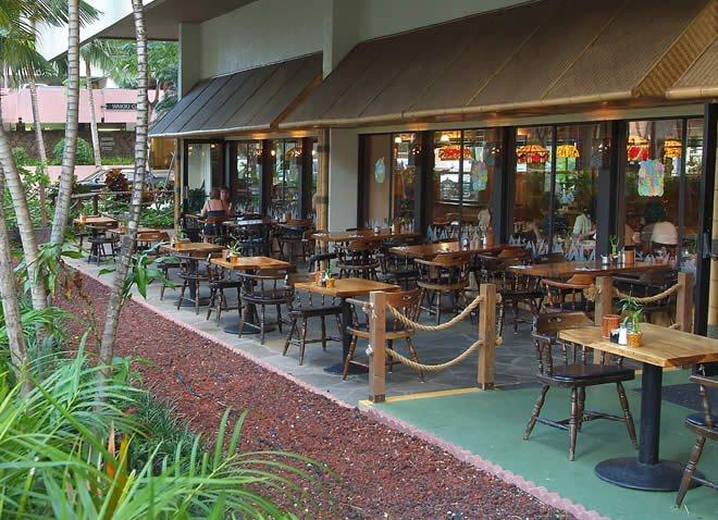 Aqua Palms restaurant