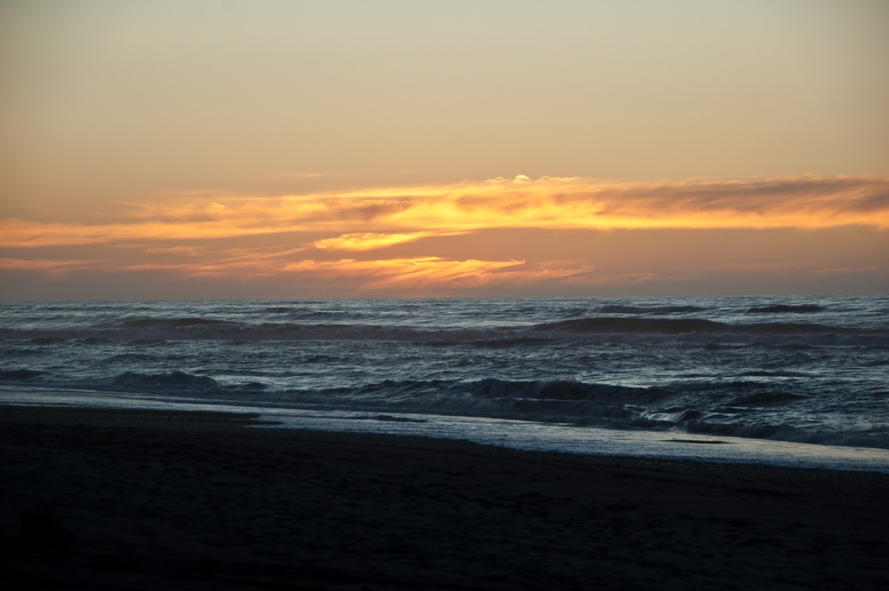 Hokitika beaches