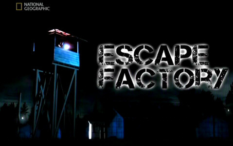 Fabryka Ucieczek / The Escape Factory (2009) PL.TVRip.x264