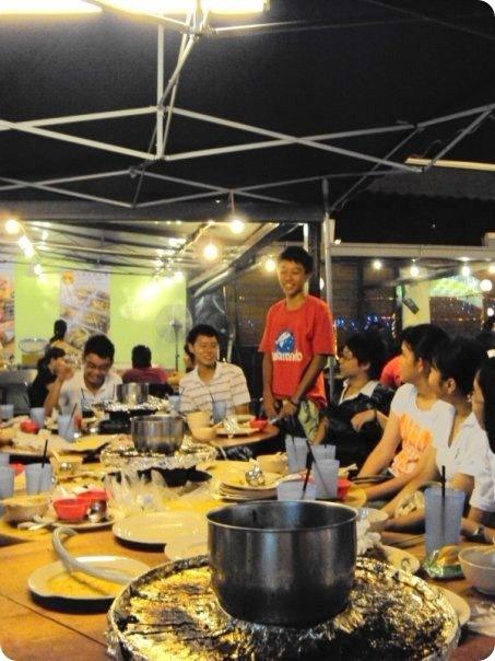 6M class gathering 2009-wei yan