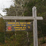Trail Head Sign