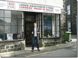 farmers Union.... in Wales
