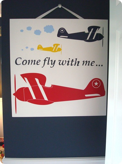airplane vinyl