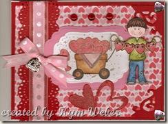 Wagon Full of Hearts with AJ