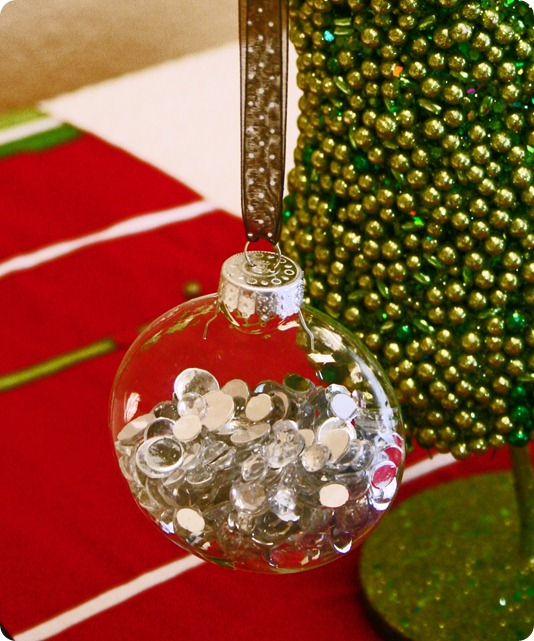 12 Days of Christmas - 3rd Day - Bling Ornament - WhipperBerry