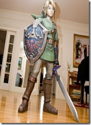 link-legend-of-zelda-papercraft