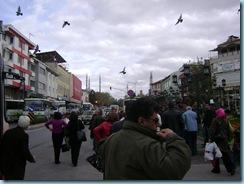 2008 11 7-9 Ανδριανούπολη μετά την αποβίβασή μας απο το λεωφορείο