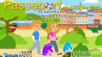 Screenshot of Passeport du CE2 au CM1