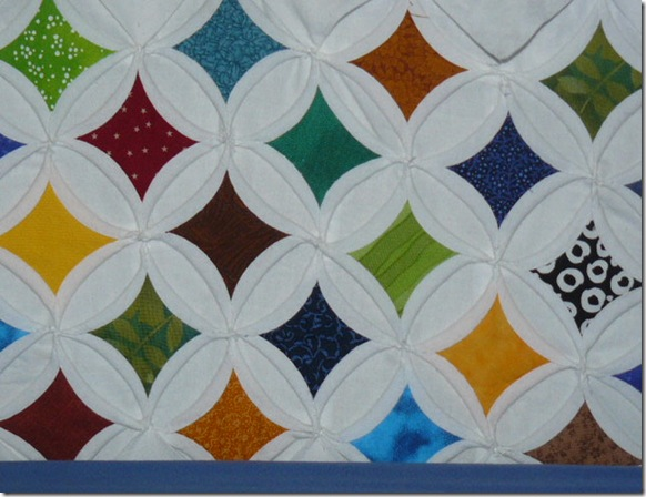 cathedral windo quilt bumpers