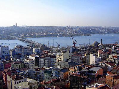 турция истанбул мост ататюрк