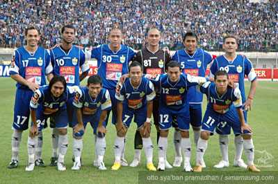 Persib Bandung vs Persema Malang 2009/2010