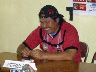 Junaidi Persib Bandung vs Persijap Jepara
