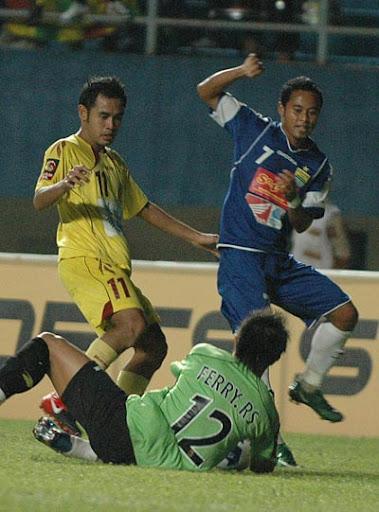 Atep Sriwijaya FC vs Persib