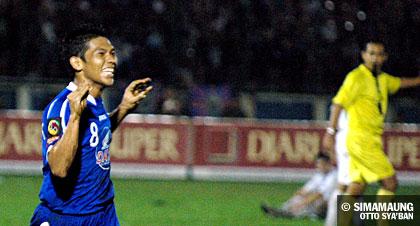 Eka Ramdani Persib Bandung