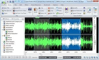 Audio Editing and Mastering Software