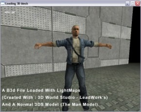 Original 3D Game Creator