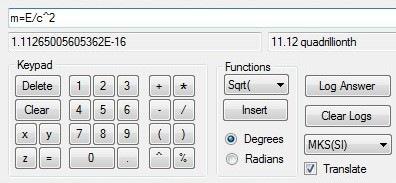 Sci9 Calculator