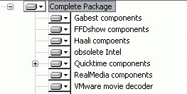 Vista Codec Package 5