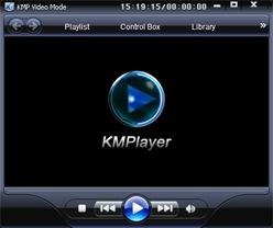 KMPlayer WMP11 Skin