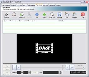 SubMagic Create Edit or Convert Movie Subtitles