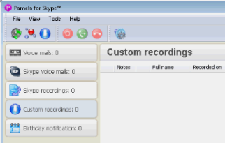 Skype Automatic answering machine
