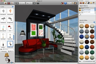 Professional interior design software beautiful home Free room design software