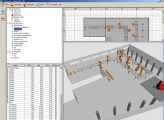 Open Factory 3D