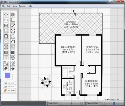 Science source blog february 2011 Floorplan software