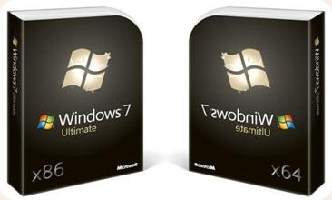 windows 7 32 y 64 bits