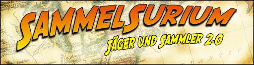 Sammelsurium - Jäger und Sammler 2.0