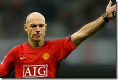 Twitter image of Howard Webb