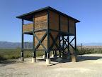El mirador de la casa de fusta
