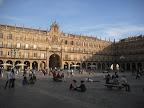 La plaça Major de Salamanca