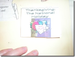 thanksgiving lapbook 005
