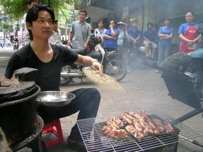 Vietnamese cuisine on international TV channel