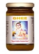 Ghee, mantequilla clarificada, elaborada por Vegetalia