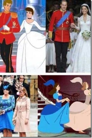 Royal wedding 1