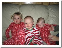Avery, Reid & Carly, Dec 2009