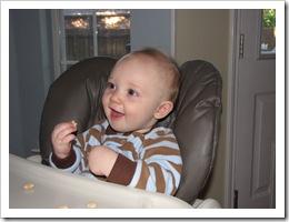 Yummy puffs! 12-31-09