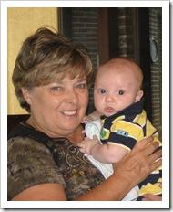 Aunt Bobbi & Reid, 6-23-09