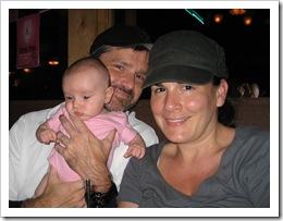 Raquel, Scott & Amie, 7-10-09