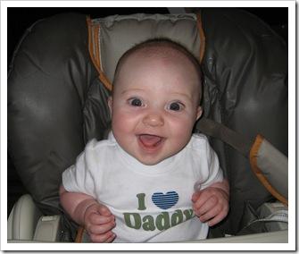 Happy Reid at 5 months!